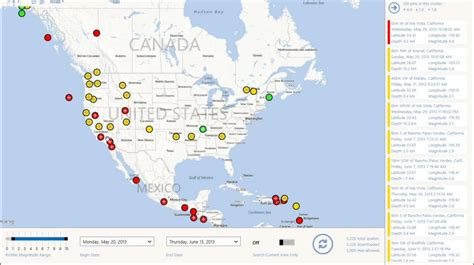 Earthquake Api | microsoft devradio part 2 apimash earthquake and