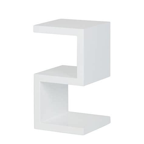 b cherregal 80 cm hoch tisch wei 223 hochglanz 16 cm hoch raum und m 246 beldesign