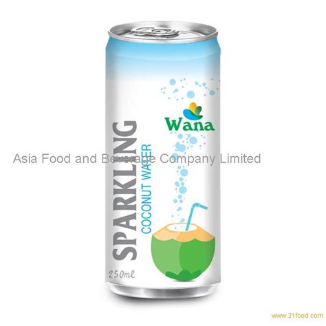 Coconut Vco Original 250 Ml Limited beverage fresh coconut water bulk in can from