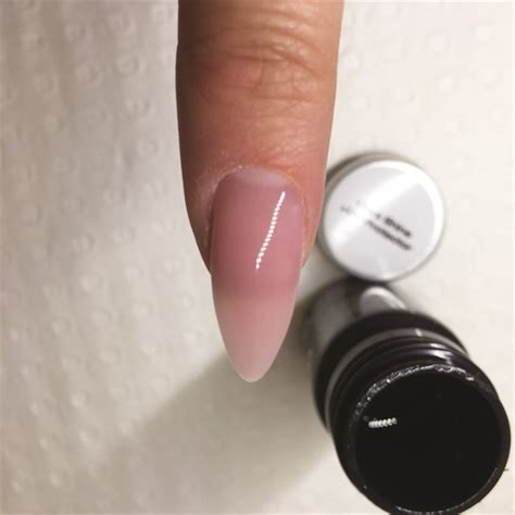 Lcn Led Nail L by Lcn Bio Glass Gel Technique Nails Magazine