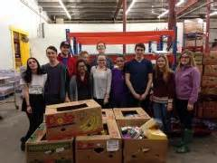 Ottawa Food Pantry by Papm Students Volunteer At The Ottawa Food Bank Arthur