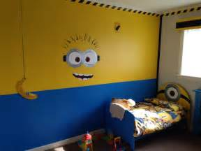 Minion Bedroom Wallpaper » Home Design 2017