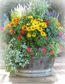 Flower Container Gardening Summer Container Gardening The Gilded Bloom