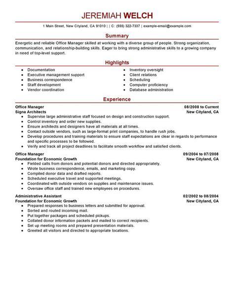 resume objective exles data entry data entry resume exle design resume template