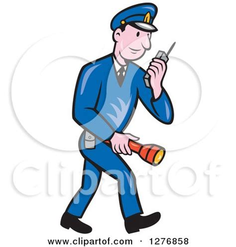 Powerbank Powerbank Bola Motif Bola Powerbank 8400mah Free Hub retro officer shining a flashlight and pointing in a navy wallpaper