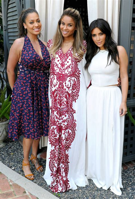 ciara baby shower dress wardrobe and chic kamdora