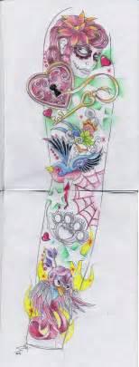 half sleeve tattoo designs women cool tattoos bonbaden