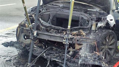 Tesla Tennessee Nhtsa May Open Investigation Into Tesla Fires