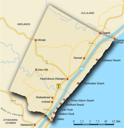 north coast review much to discuss for the federation in map of north coast north coast map south africa