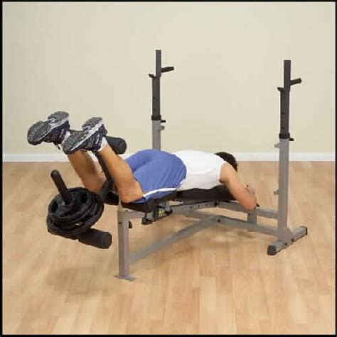 hamstring curl bench power centre combo bench