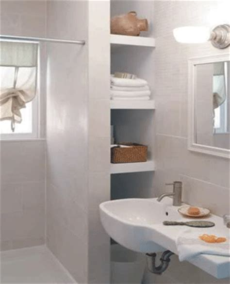 2014 small bathrooms storage solutions ideas modern
