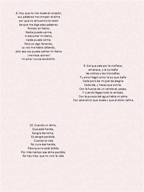 poemas con 3 estrofas de amor poemas quot te quiero te quise y te querre siempre