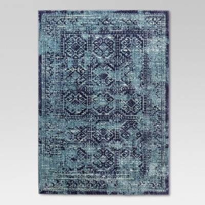 overdyed area rug threshold target