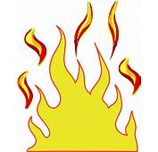 Pictures Of Cartoon Flames  ClipArt Best