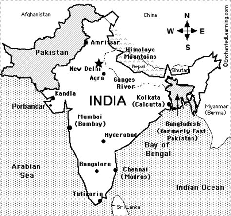 coloring pages of india map coloring map of india coloring pages
