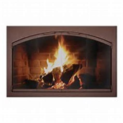 impressive wood fireplace doors 10 wood burning fireplace