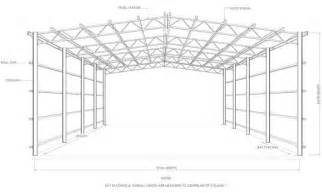 steel shed design pdf steel storage shed plans