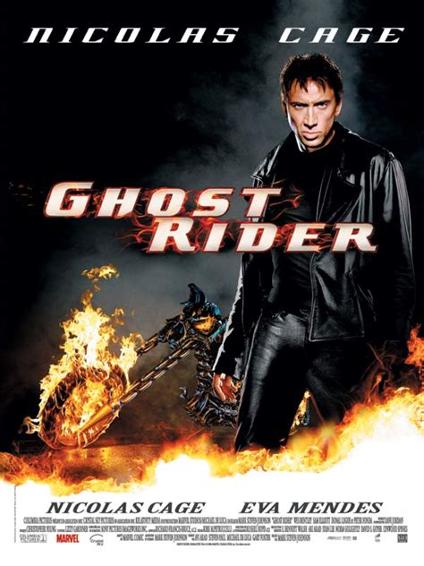 about film ghost rider ghost rider film 2007 allocin 233
