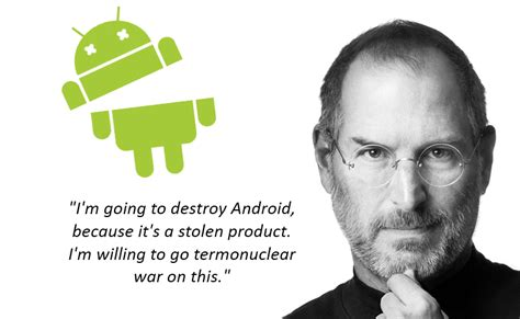 la razon steve jobs newspaper design ideas curiosidades de android que seguramente no conoc 237 as