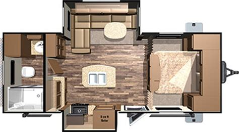 open range rv floor plans open range light fifth wheels travel trailers