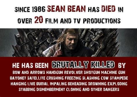 Sean Bean Memes - sean bean know your meme