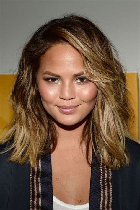 rounded shape face and chubby cheeks 32 trendy hairstyles and haircuts for round face