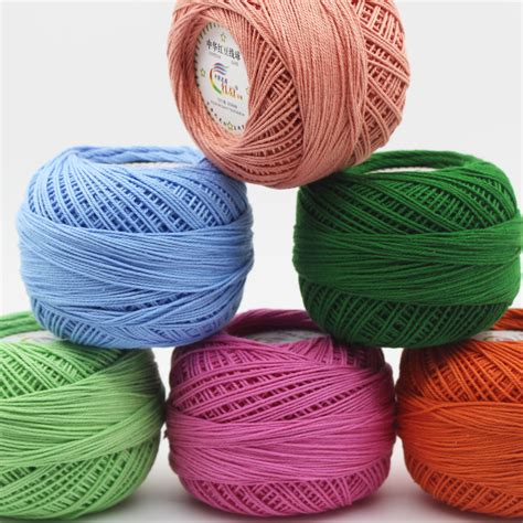 crochet pattern thin yarn 300g lot 3 crochet cotton yarn thin yarn lace cotton