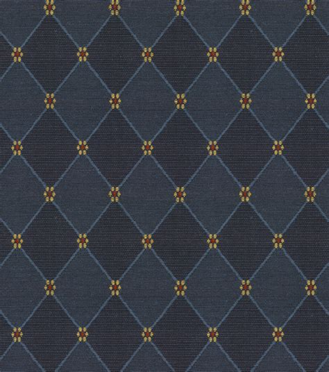 upholstery fabric richloom weston navy jo