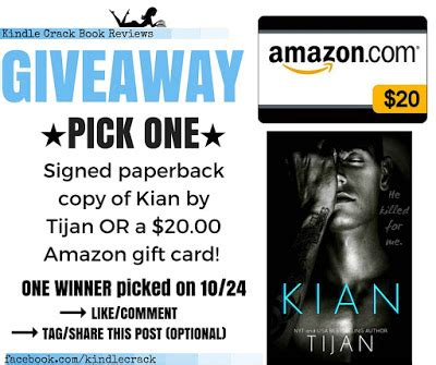 Kindle Gift Card Same As Amazon - kindle crack book reviews blog giveaway pick one 20 00 amazon gift card or signed