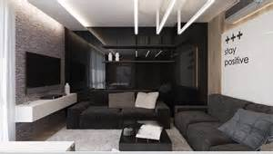 Black Living Room by Black Living Room Ideas To Enhance Your Home Decor