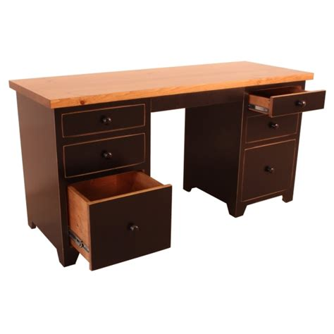 Variable Desk by Writing Desk With Many Options Folkart Interiors