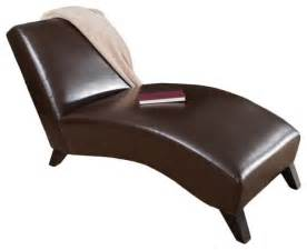 Indoor Chaise Lounge Chair Chaise Lounge In Neutral Brown Fini Contemporary Indoor Chaise Lounge Chairs By