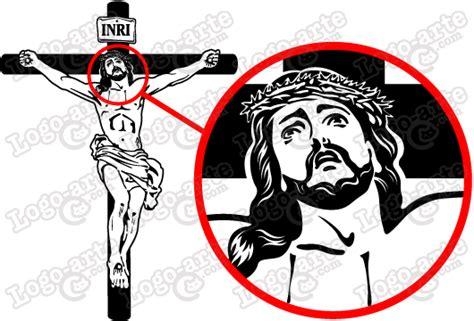 imagenes a lapiz de jesus en la cruz arte vectorial de jesucristo en la cruz para corte en