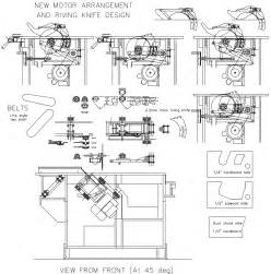 Seiza Bench Plans Hector S Table Saw Riving Knife