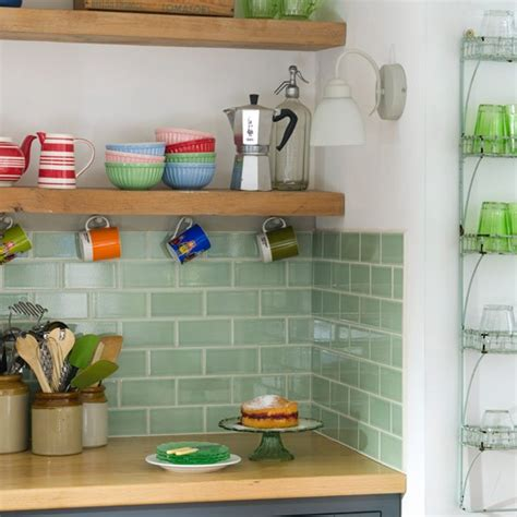 kitchens with shelves green all about ceramic subway tile google images kitchens