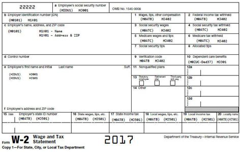 Usps Calendar Year End Close Manual Fpp R 014 4 Up W2 Template