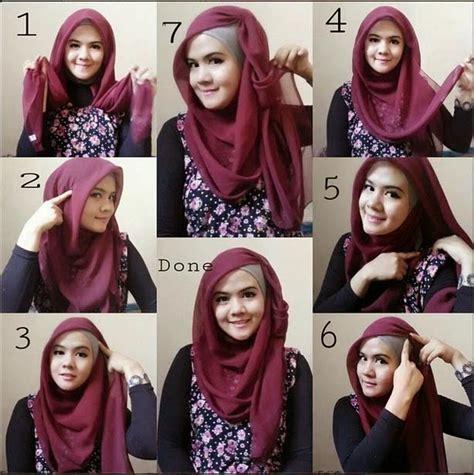hijab mode comment faire foulard hijab moderne