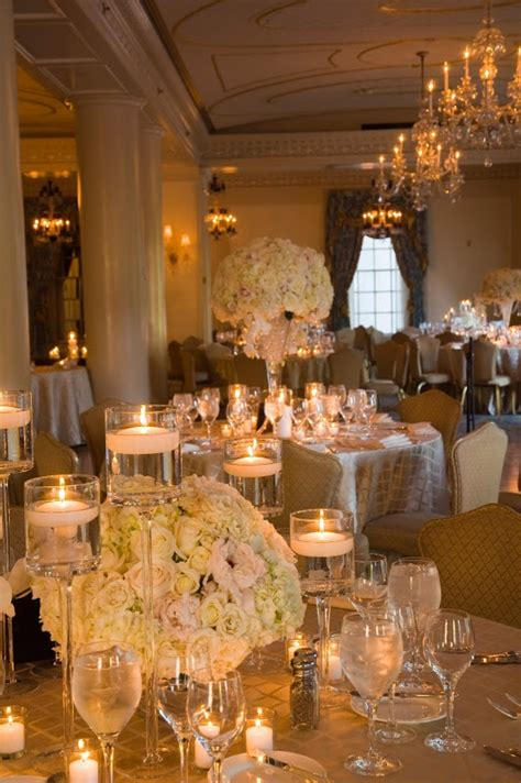 848 Best Images About White Weddings And Centerpieces On Low Wedding Centerpieces