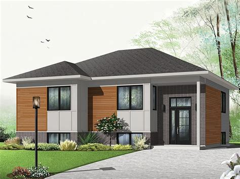 small contemporary houses modern home plans small contemporary house plan 027h