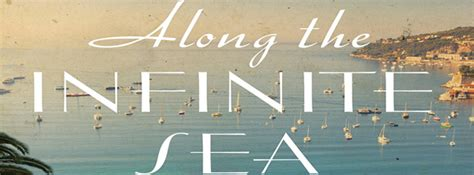 along the infinite sea book review along the infinite sea delivers rate