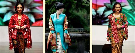 Kain Batik Batik Batik Murah Jumputan Embos 9 20 model kebaya kutubaru yang trend saat ini gebeet