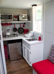 Tiny Home Kitchen Design Small Space Resources Tiny House Listings