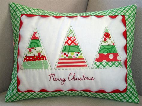 Handcrafted Cushions - easy diy gifts ideas 2014