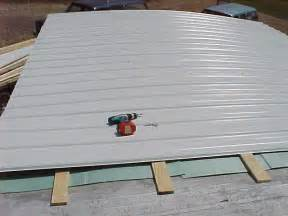 roof mobile home mobile home roof repair