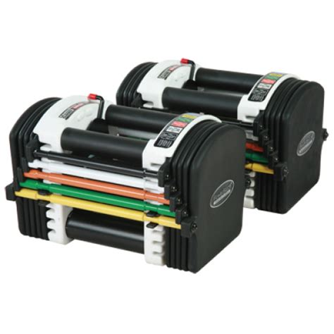 powerblock u 70 stage i set urethane series dumbbells