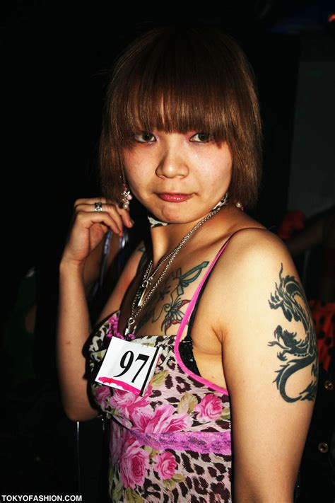 asian girls with tattoos top 10 tokyo shops