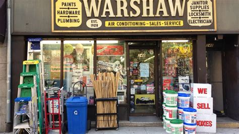 how warshaw s hardware survives against home depot lowe s