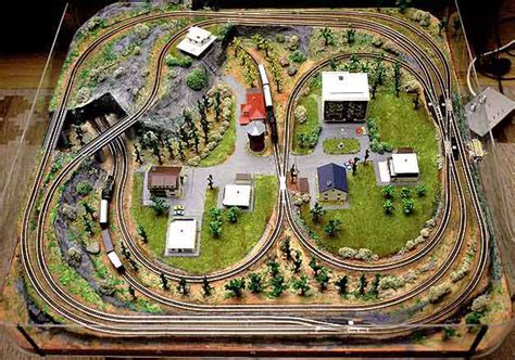 layout rails trains on pinterest model train layouts model train and