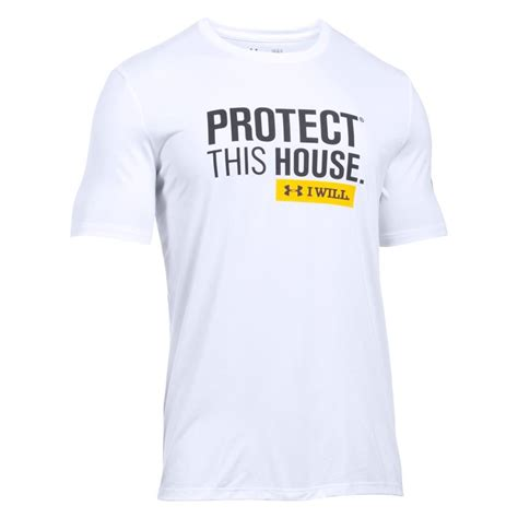 Armour Protect This House by S Armour Protect This House T Shirt