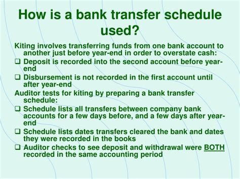 transfer of funds from one bank to another ppt chapter 12 powerpoint presentation id 434845
